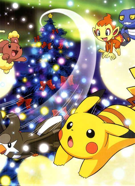 merry pokemon christmas pokemon photo  fanpop