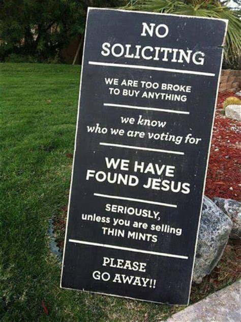 Ordinary When Do Jehovah Witness Go To Church #8: Funny-yard-signs-14.jpg
