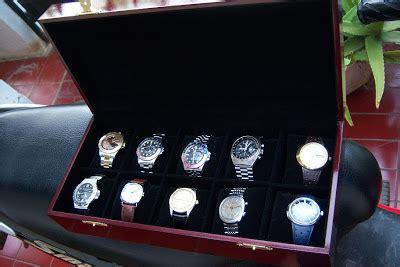 Box Kotak Jam Tangan Kancing box jam tangan