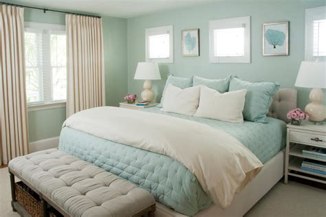 Seafoam Green Bedroom Ideas | photo page hgtv