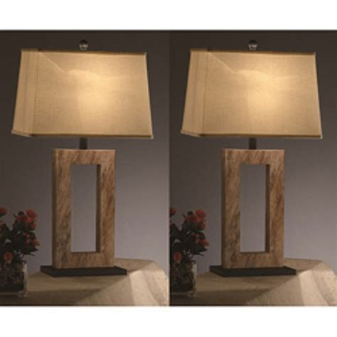 Bedroom Nightstand Lights 31inch Table Ls Set Of 2 Nightstand Ls Bedroom Office Brown Gold Ebay