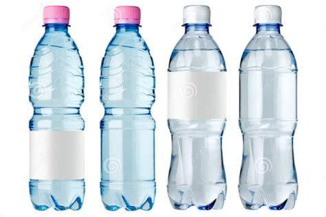15 Printable Bottle Label Templates Design Templates Free Premium Templates Water Bottle Template