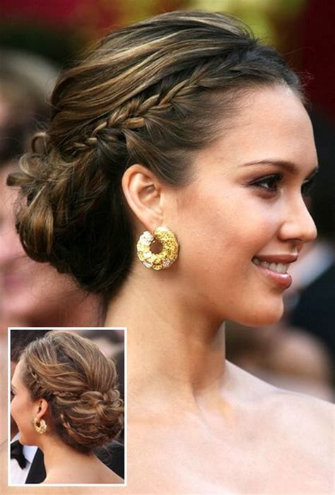 hairstyles to the side bun prom hairstyles side bun