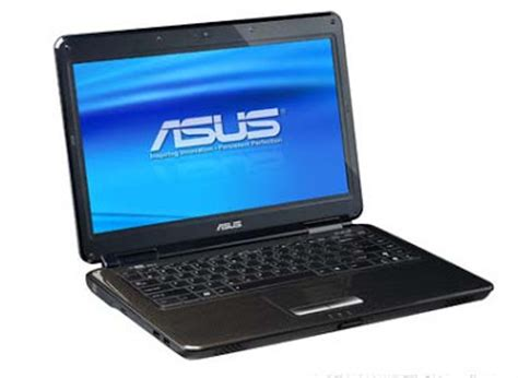 Laptop Asus K40in Second laptop notebook asus k40in vx112