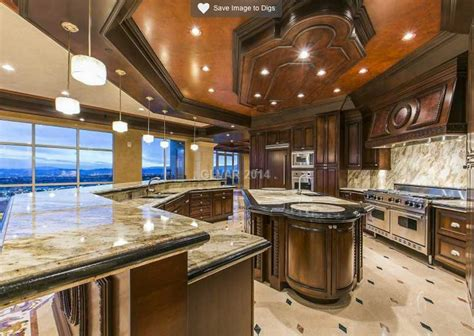 Expensive Kitchens Designs Luxury Kitchen With Lavish Finish My Home Luxury Kitchens Luxury And Kitchens