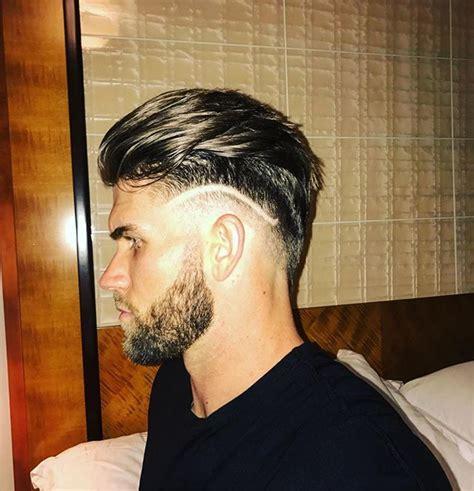 bryce harper ponytail 18 best baseball players images on pinterest