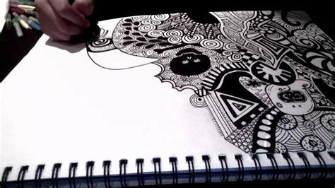 random doodle drawings random sharpie doodle