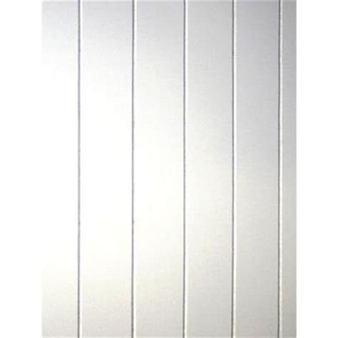 Wainscoting Sheets Home Depot 1 4 In X 4 Ft X 8 Ft Mdf Wainscot Panel 739558 The