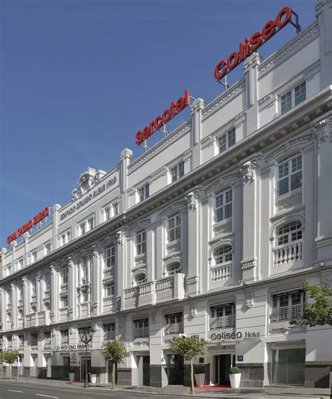 best hotels bilbao book hotel sercotel coliseo bilbao hotel deals