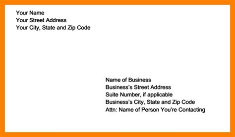 letter address format suite how to address a letter with a suite number letters exle