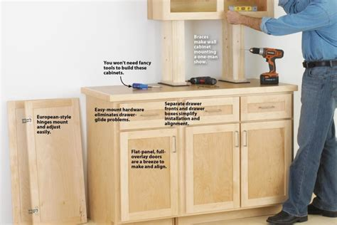 how to stock cabinets look custom 36 inspiring diy kitchen cabinets ideas projects you can