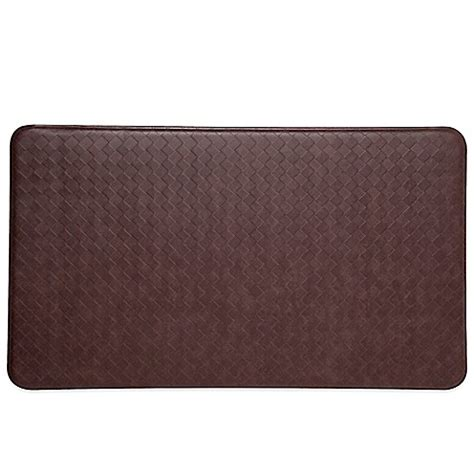 imprint comfort mat imprint 174 nantucket anti fatigue comfort mat in cinnamon