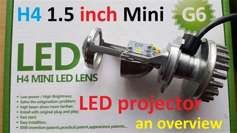 Led Projector Lens Zt Power h4 mini led projector 1 5 inch an overview