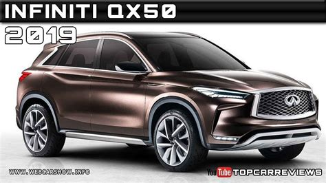 2019 Infiniti Price by 2019 Infiniti Qx50 Review Rendered Price Specs Release