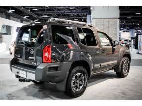 Nissan Xterra 2015 2015 Nissan Xterra Prices Reviews And Pictures U S
