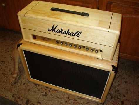 Cherche Cabinet by Marshall Wood Half Stack Recherche 176 Guitar