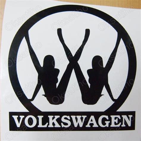 Volkswagen Decals by Vw Volkswagen Decals Stickers Emblem Logo Vinyl 760 Ebay