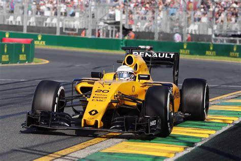renault 2016 formula 1 rolex australian grand prix review