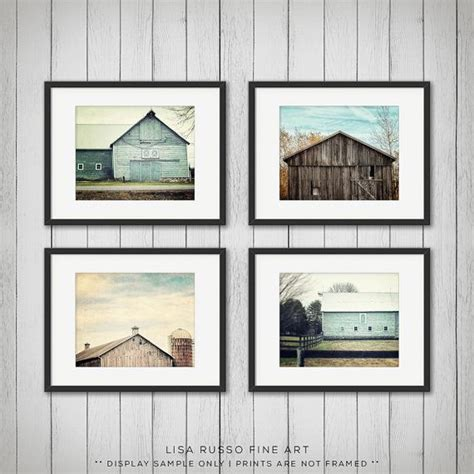 Barn Home Decor by Barn Teal Home Decor Barn Photography Rustic Decor