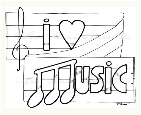 coloring pages free music music note coloring pages jacb me