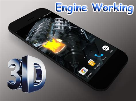 android engine engine 3d live wallpaper android apps on play
