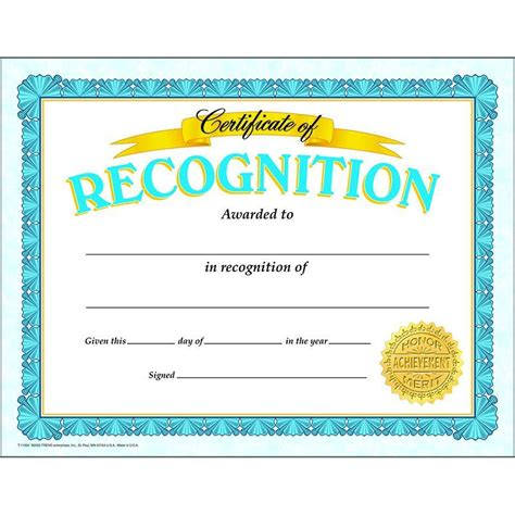 brown bordered student achievement certificate templates by canva