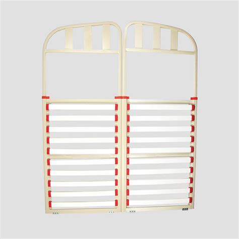 caravan bed frame aluminium split
