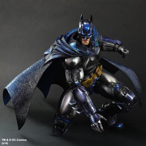 Play Arts Batman Arkham Version Limited Color Ver square enix sdcc 2014 exclusives update june 16 san
