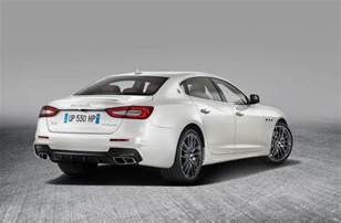 Pictures Of Maserati Quattroporte 2017 Maserati Quattroporte Facelift Gets Improved Aero