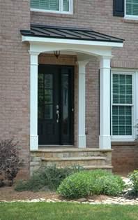 Front Door Porticos 25 Best Ideas About Portico Entry On Side Door Front Door Overhang And Front Door