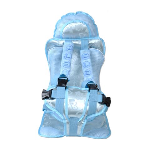 portable child car seat cushion 5star quality portable infant child baby toddler car