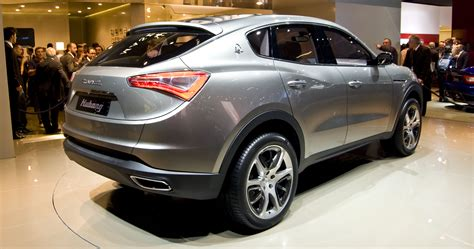 Maserati Jeep Maserati Suv Will Not Be Imported From Detroit The