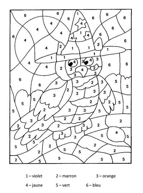 Magique Hibou Coloriage Magique Coloriages Pour Enfants Coloriage Magique Lettres Alphabet Maternelle L