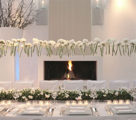 Hanging Decorations From Ceiling by Hanging Ceiling Decor Wedding Bar Bat Mitzvah