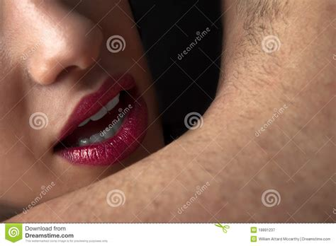 images of love bite on neck love bite royalty free stock photography image 18891237