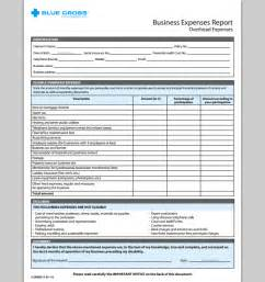 report templates company expense report template sle templates