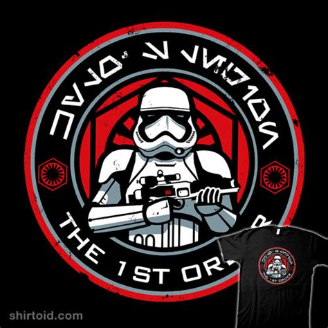 the first order shirtoid