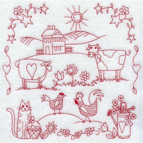 embroidery design redwork redwork machine embroidery designs makaroka com