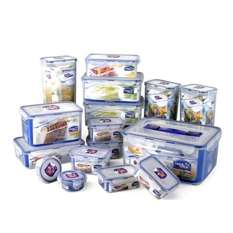 Airtight Pantry Storage Containers by Dealshot Deals Lock Lock Bpa Free Airtight Container