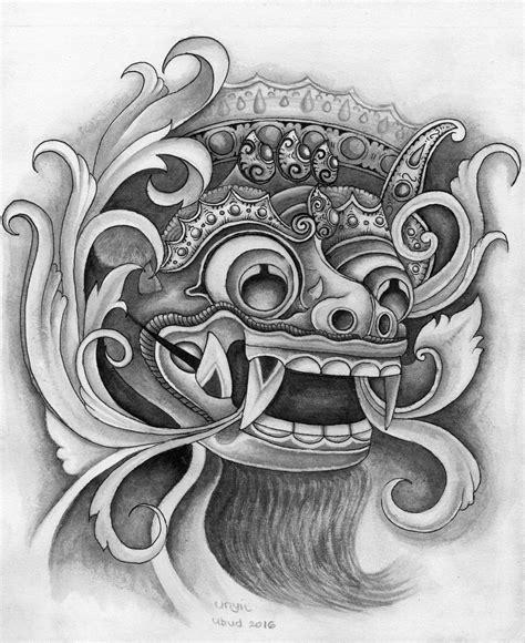 henna tattoo ubud draw barong bali by unyil ubud 69 bali
