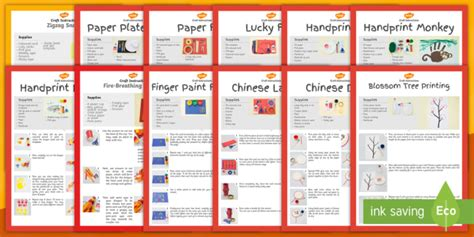new year activities for 4 year olds new year craft activity pack for 2 4 year olds cny