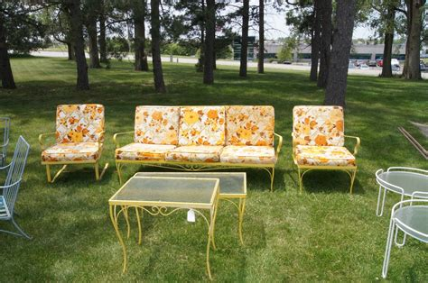 Retro Patio Furniture Sets Furniture Design Ideas Retro Aluminum Patio Furniture Awesome Insppiration In 2016 Vintage