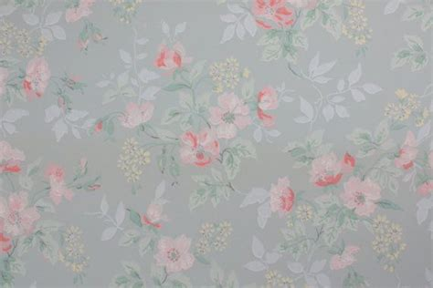 shabby chic pink wallpaper vintage wallpaper shabby chic wallpaper pink and blue
