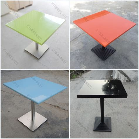 Korean Material For Table Top China Korean Table Top Solid Surface Tables With Iron