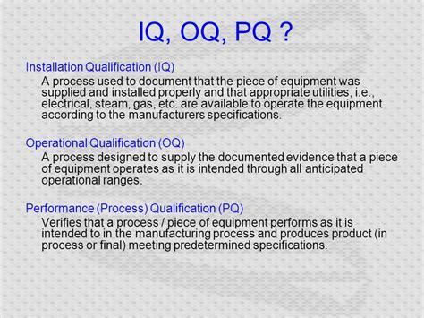 iq oq pq validation templates iq oq pq validation templates choice image template