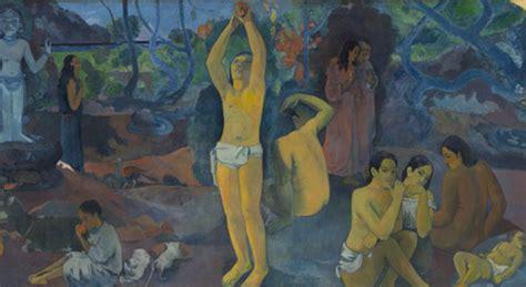 libro gauguin metamorphoses museum of colore come linguaggio dell occhio che ascolta paul gauguin informazione sostenibile