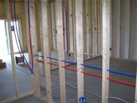 pex plumbing pipes house repipes portland or gresham