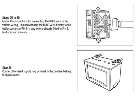 100 bt50 brake controller wiring diagram