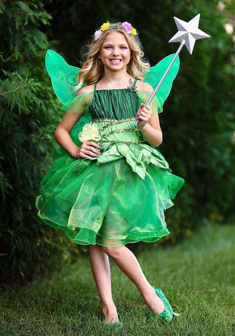 Garden Nymph Dress Garden Costume For