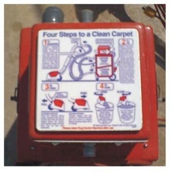 rug doctor directions rug doctor carpet cleaner